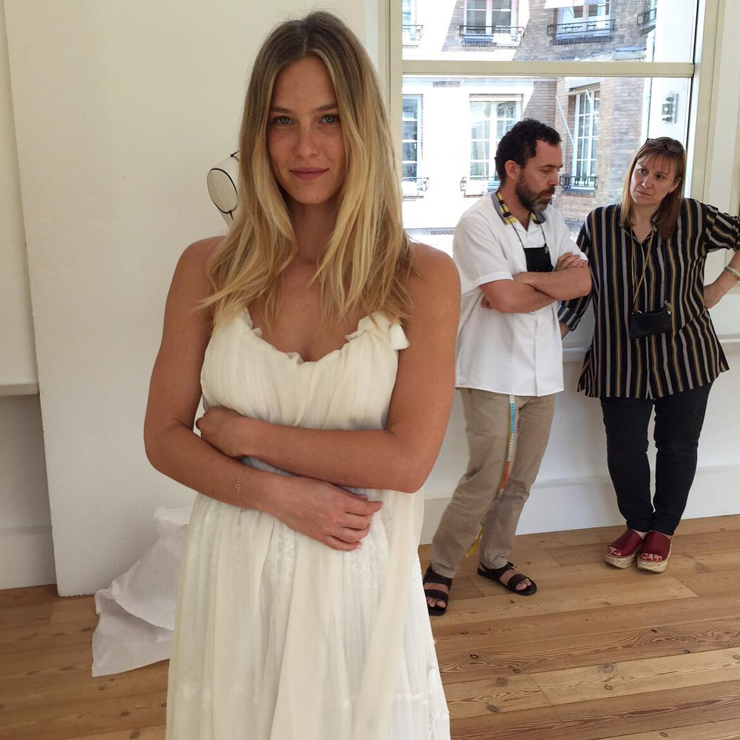 Bar Rafaeli Wedding Dress