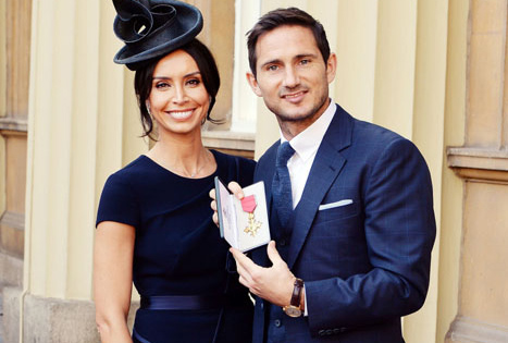 Frank-Lampard-and-Christine-Bleakley-preparing-for-the-wedding-day