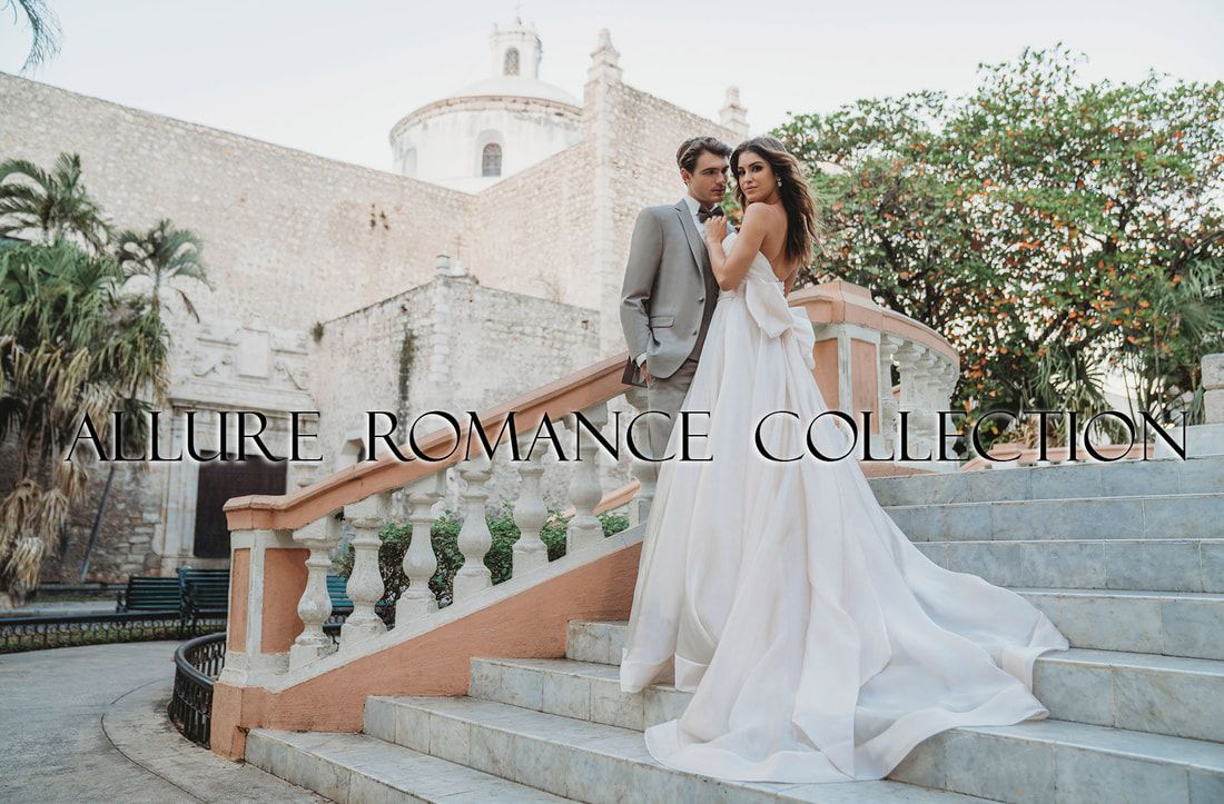 ΝΥΦΙΚΑ ALLURE ROMANCE COLLECTION