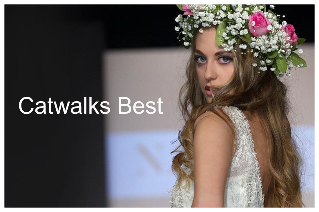Wedding dresses pictures best catwalk moments